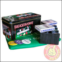 Набор Texas holdem poker set
